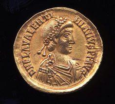 Virgilio Campos História Antiga: Post nº 70 VALENTINIANO III - O IMPERADOR QUE ...