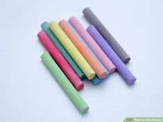 How to Use Pastels: 9 Steps (with Pictures) - wikiHow