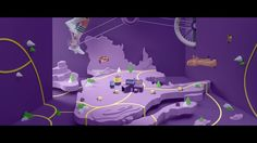 Watch it in full screen - the colours will look better ;-)  Sico paint, from the factory to your house warming party.  Medium used: live action footage combined with stop-motion animation and cgi, mostly done in After Effect. The set were either pretty large (20'x20') or smaller (6'x6). And we used quite a lot of paint!   Short making of here: https://vimeo.com/165079491  Director + Animator + Cinematographer: Sylvain Dumais Production Design: Pascal Brousseau Props + Set Design: P...