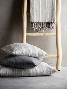 These beautiful grey palette cushions are ideal for adding some style and comfort to your bedroom. Try buying the same pattern in various size cushions and layering up on your bed or sofa, mixing in a complimentary shade.
