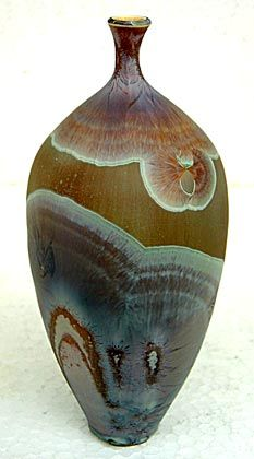 Peter Ilsley (sigh)  From the form, to the glaze, to.......just EVERYTHING about his work is spectacular