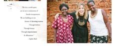 31 Bits – 100% recycled bead products made by Ugandan woman