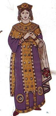 Byzantine Garb Tablion Tunic