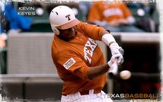 Kevin Keyes Texas Longhorns Baseball