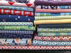 DS Quilts:  Picnic and Fairgrounds