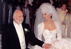 Celine dion wedding - Famous Weddings - Weddingspot.co.uk