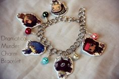 Hey, I found this really awesome Etsy listing at https://www.etsy.com/listing/206714066/dramatical-murder-chibi-charm-bracelet