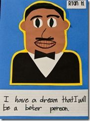 MLK Day Activity - Re-pinned by @PediaStaff – Please Visit http://ht.ly/63sNt for all our pediatric therapy pins