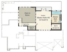 Plan 85167MS: Smash Hit Modern House Plan With Two Master Suites