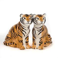 Trouva: Tiger Salt & Pepper Set