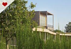 La Grée des Landes, Eco-Hôtel Spa Yves Rocher, La Gacilly, Bretagne, Morbihan