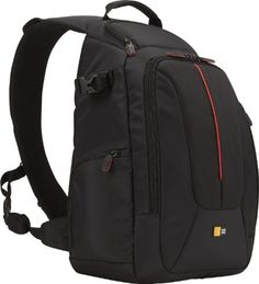 74d4d6faa4a Case Logic DCB-308 SLR Camera Sling (Black) for $52.88 Camera Sling Bag