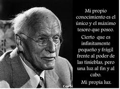 Psicología Transpersonal: diciembre 2013 Carl Gustav Jung Frases, Carl Jung, Jungian Psychology, Spiritual Messages, Life Philosophy, Pretty Words, True Words, Positive Thoughts, Famous Quotes