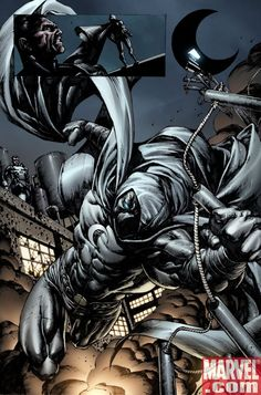 MOON KNIGHT COMIC BOOK COVERS - Google Search