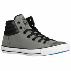 hot sale online 4fb1c be039 Converse CT Fresh Hi - Men s - Grey Black Blue