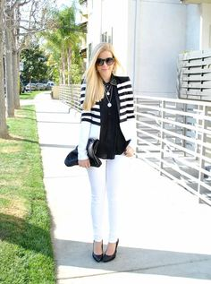 Style Guide: Try the Black & White Trend