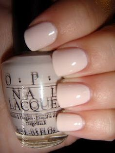 OPI let them eat rice cake.. I need to find this color
