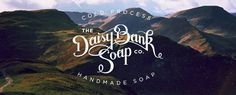Daisy Bank Soap Co. by Passport , via Behance