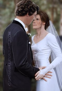 "Sherlolly wedding ""You can see me """