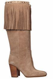 Bruine Michael Kors laarzen Billy Boot boots