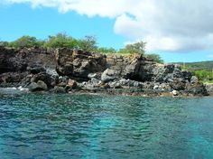 Island of Lanai - Snorkeled here with Sherri wearing a life jacket.  We also saw pods of dolphins along the way.  I had a great time but the boat ride resulted in a parade of little blue buckets and green people.
