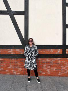Black and White Dr. Martens, Punk, Black And White, Style, Fashion, Swag, Moda, Black N White, Fashion Styles