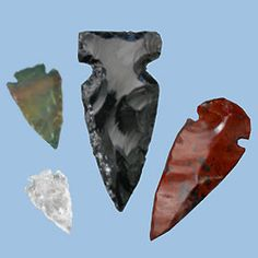 arrowheads. ever find one?