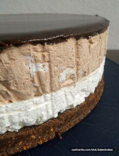 Úžasná nepečená torta s Nutellou, ktorú si zamilujete - chillin. Torte Recipe, Torte Cake, Sweet Cakes, Pavlova, Dessert Recipes, Desserts, Vanilla Cake, Nutella, Sweet Tooth