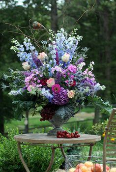 bird lovers bouquet