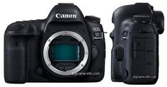 The Canon 5D Mark IV is about a week away from its expected announcement ... cue massive photo and specs leak. As is SO often the case when a major, much-a