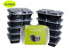 ●Fast Delivery:The meal prep container will be shipped from FBA storage,you will get the item soon. ●Healthier, more balanced meals begin with versatile bento boxes from Mercimall  ●FDA Approved Food-Grade Safe,BPA Free Material Lunch Boxes – make your own heathy TV dinner ●Applicable... - http://kitchen-dining.bestselleroutlet.net/product-review-for-mercimall-35oz-meal-prep-containers-10-pack-2-compartment-leak-resistant-food-storage-microwave-dishwasher-freez