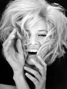 Italian actress Monica Vitti, 1968