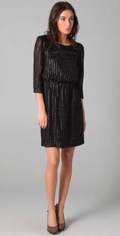Alice + Olivia ... okay maybe not for work, but I LOVE this dress.