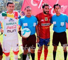 Capitanes Sergio Morales MALACATECO Carlos Ruiz MUNICIPAL 01 feb 2015