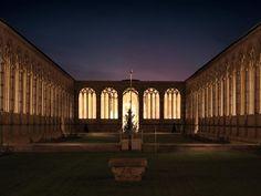 Campo dei Miracoli. Increíbles resultados de iluminación por Targetti, y por cierto fotografía