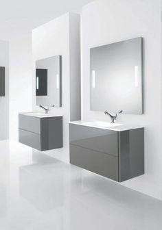 minimalist bathroom furniture design by Cosmic