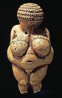 Woman of Willendorf Limestone Figurine, 30000-25000 B.C.
