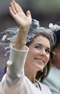 princesse Mary's bracelets