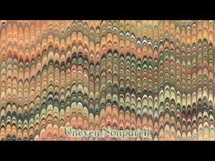 These marbled paper patterns were all made by Galen Berry, one of the best-known marblers in America. You can see his website at: MarbleArt. Pattern Paper, Paper Patterns, Ebru Art, Paper Art, Paper Crafts, Water Marbling, Marble Art, Marble Pattern, Painted Paper