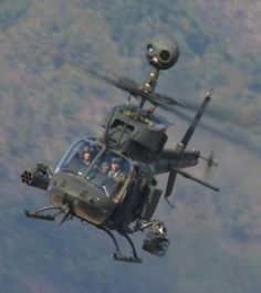 OH-58D Kiowa Warrior   The Last Aircraft I had the pleasure of working on for the ANG ,   O-TRP Hooa!!!!!!!