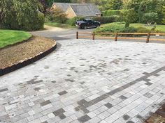 10 Best Transformation of a Sloping Driveway in Oxford