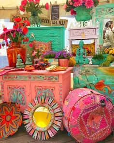 A little Ibiza home inspiration to brighten your day! withhellip