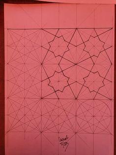 Islamic Art Pattern, Pattern Art, Art Ancien, Geometry Art, Leather Projects, Geometric Patterns, Arabesque, Autocad, Designs To Draw