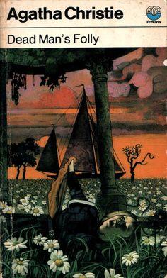 Dead Man's Folly - Agatha Christie - Fontana.