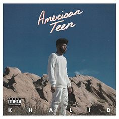 "old El Paso, TX singer and songwriter Khalid revisits this seminal time on his full-length debut album, ""American Teen"" . The album lyrically pain Cool Album Covers, Music Album Covers, Music Albums, Trip Hop, Photo Wall Collage, Picture Wall, Cover Art, Florence The Machine, Look 80s"