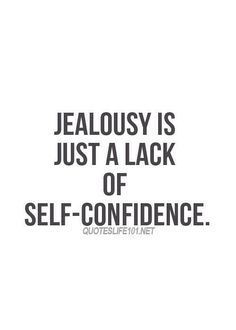 #insecurity #jealousy #narcissist #sociopath