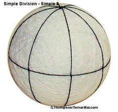 Link to dozens of temari patterns online