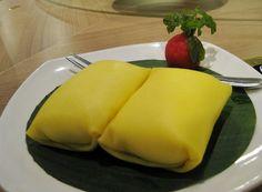 Resep Pancake Durian Medan