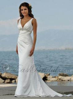 http://www.eastbridal.com/satin-v-neck-white-sweep-train-column-wedding-dress-mst240.html