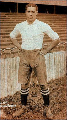 Walter Tull - Tottenham Hotspur.